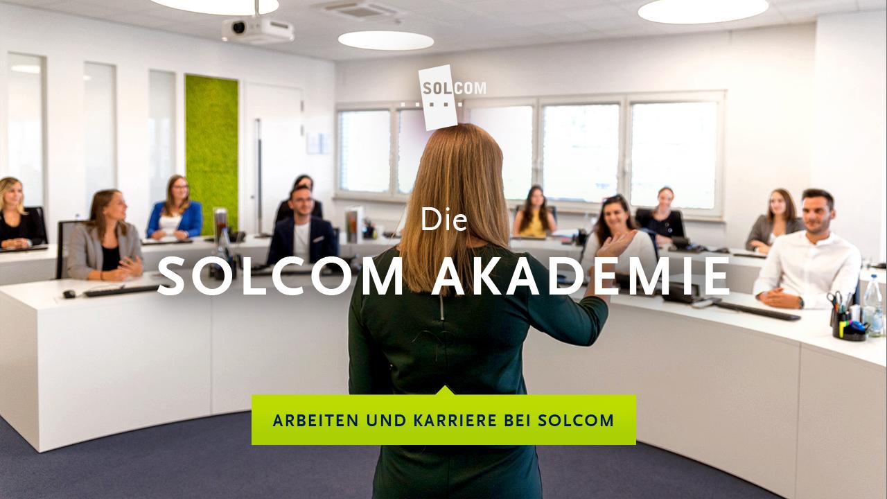 Die SOLCOM Akademie