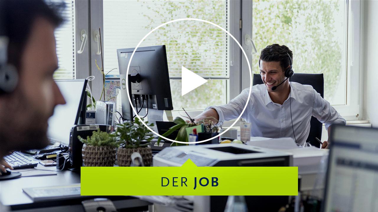 Arbeiten und Karriere bei SOLCOM: Der Job